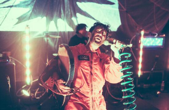 Man or Astro-Man? Concert Photography