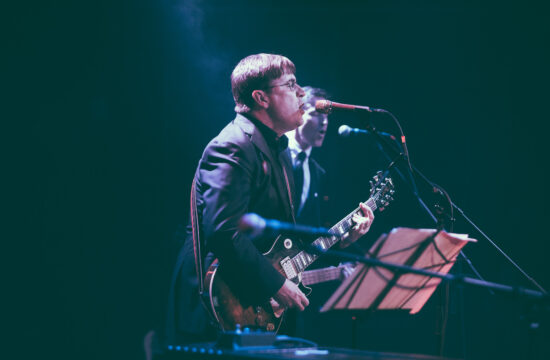 The Mountain Goats Concert Photography