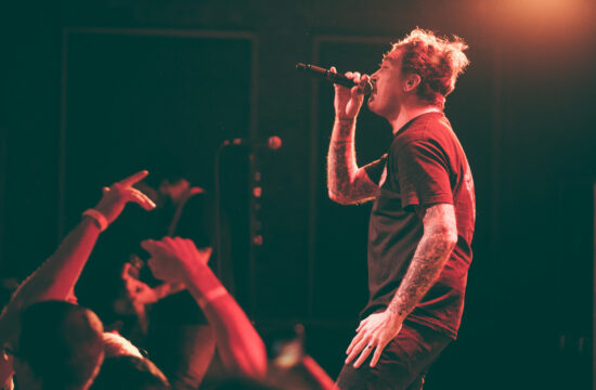 New Found Glory Concert Photography
