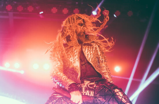 Rob Zombie Concert Photography