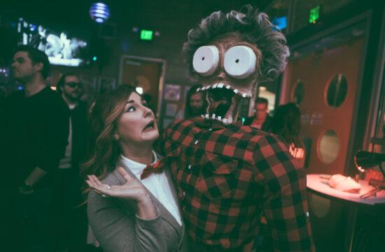 Scare Your Face Off Fest IX Saturn Birmingham
