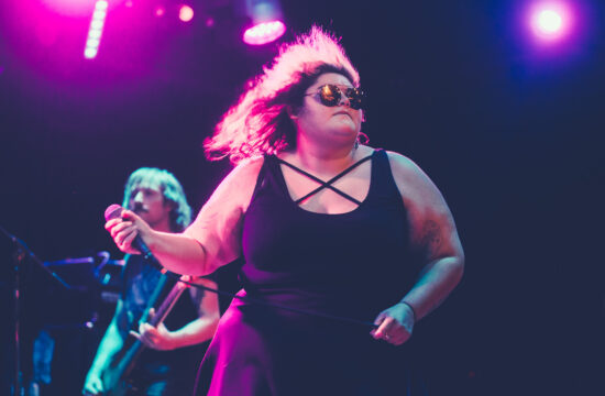 Sheer Mag Concert Photography Saturn Birmingham