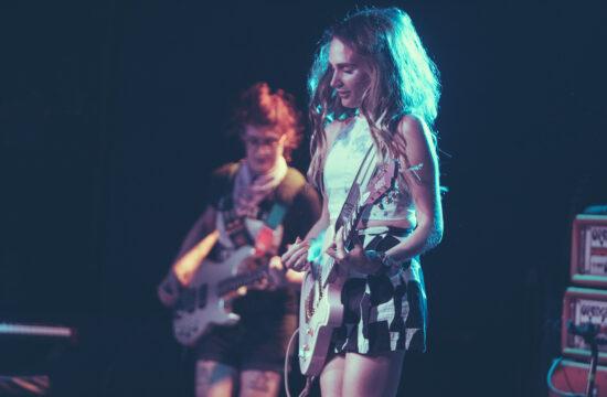 Speedy Ortiz Concert Photography