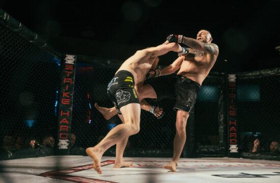 Strikehard 51 Mixed Martial Arts Photography