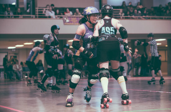Tragic City Rollers Dixie Derby Girls Roller Derby Photography