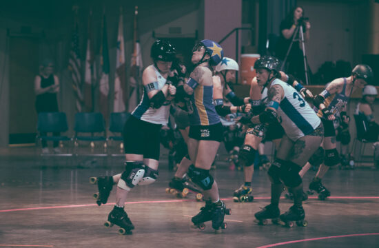 Tragic City Rollers Nashville Roller Derby Photography
