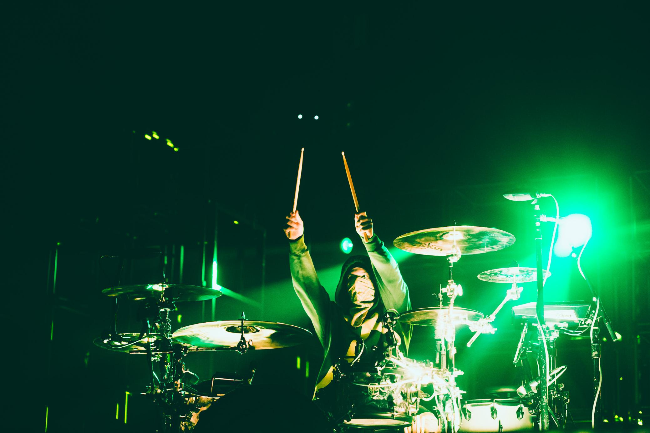Twenty One Pilots Concert Photography Birmingham Alabama