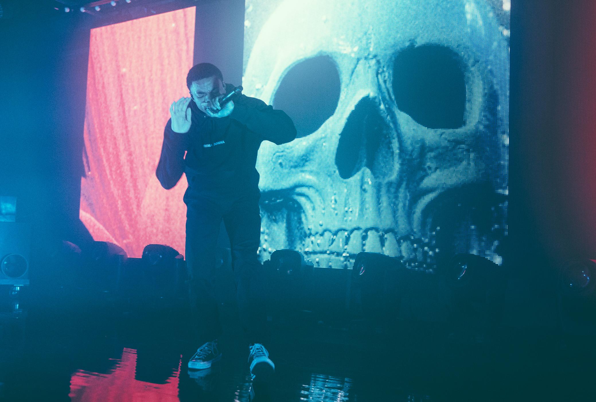 Vince Staples Concert Photography