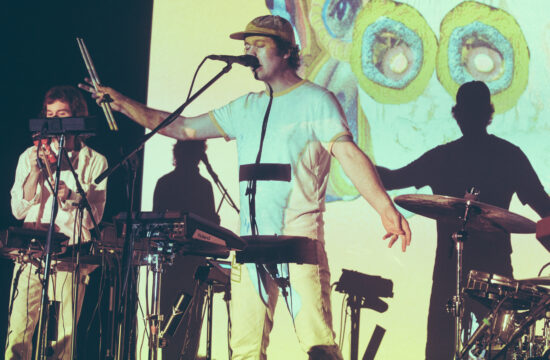 Washed Out Concert Photography