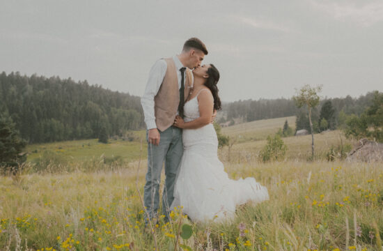 Woodland Park Colorado Wedding Photography + Elopement Photography