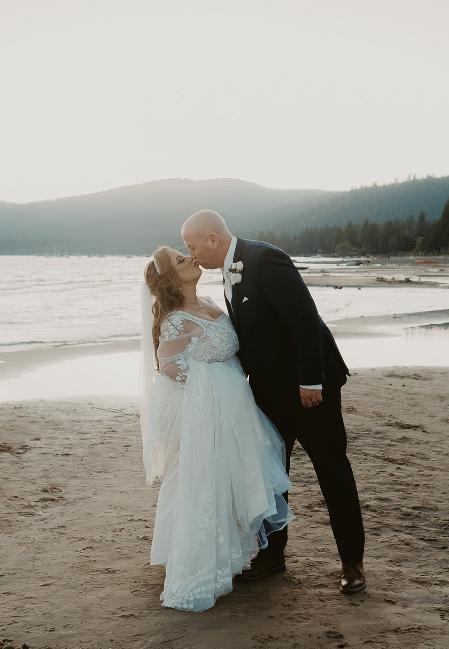 Big Bear Lake California Wedding Photography + Elopement Photography
