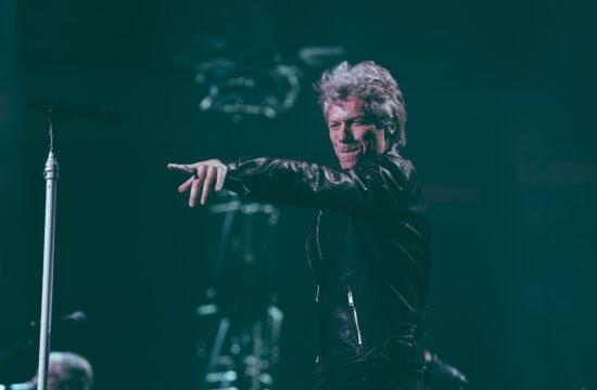 Bon Jovi Concert Photography