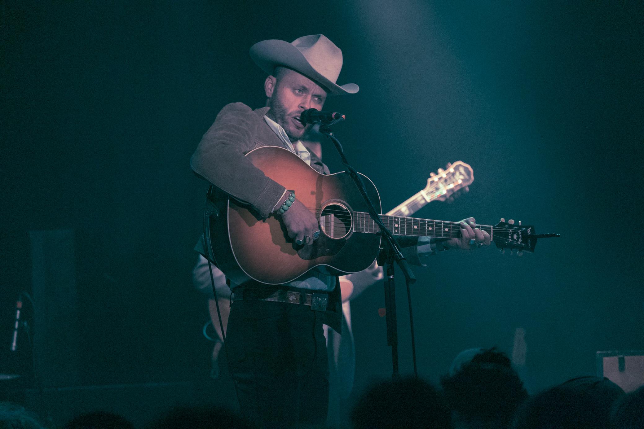 Charley Crockett Concert Photography