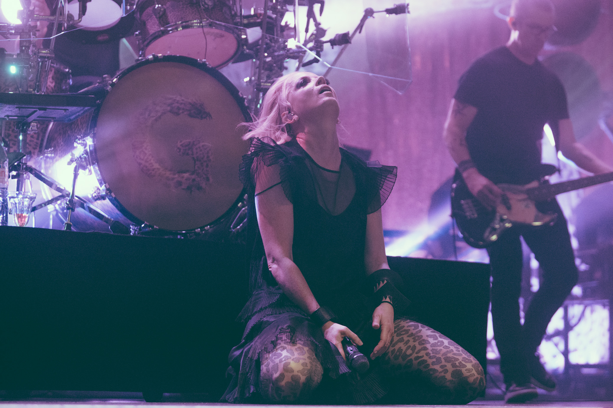 Garbage Concert Photography