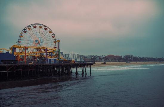 Santa Monica Southern California Photography