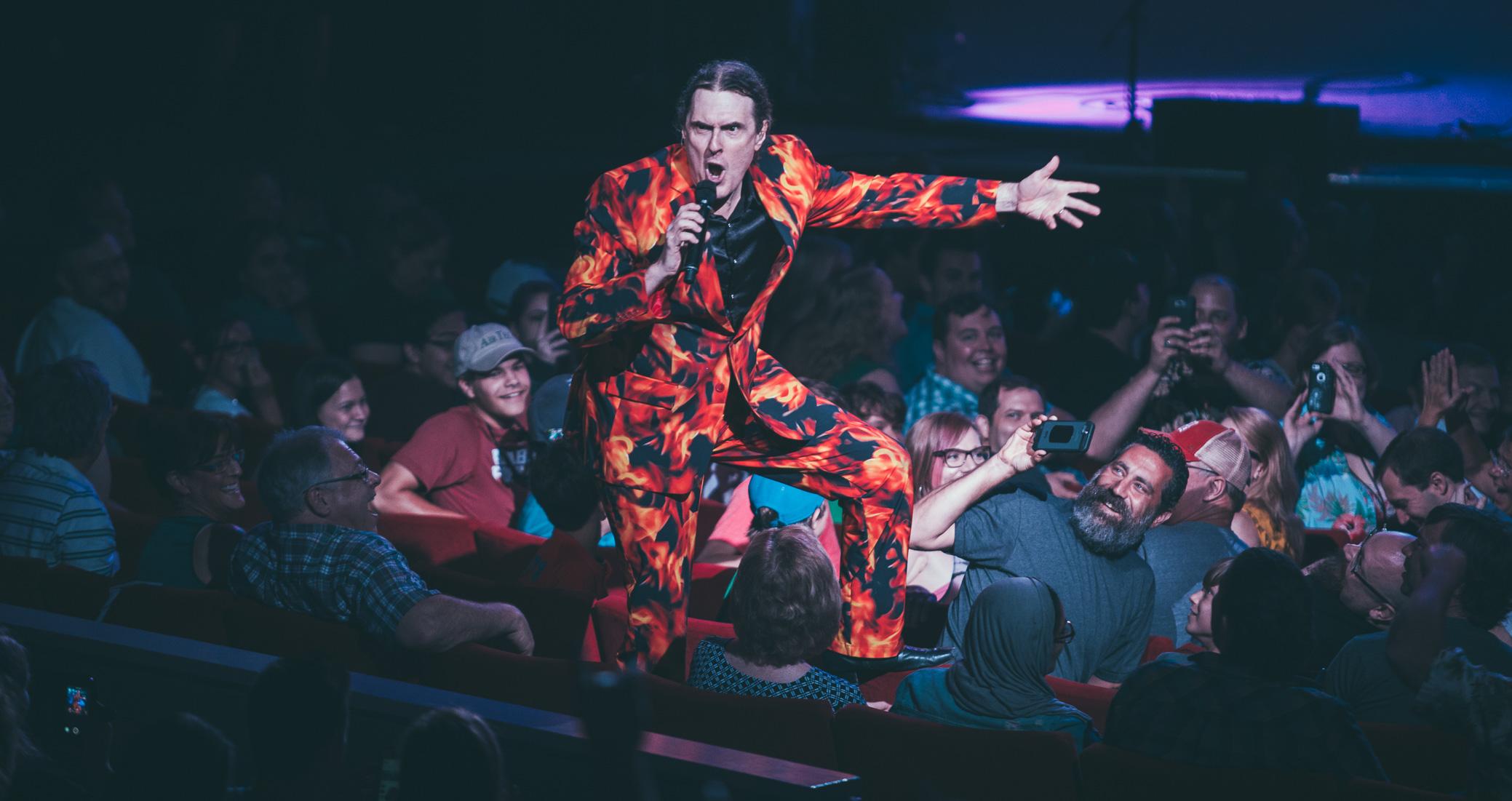 Weird Al Yankovic Concert Photography