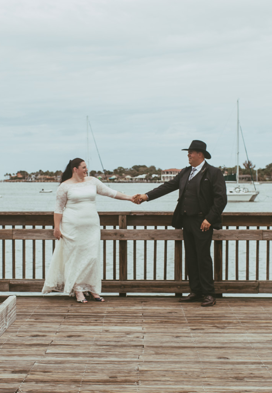 Nags Head North Carolina Wedding Photography + Elopement Photography 7