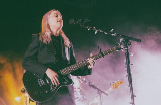 Phoebe Bridgers Concert Photography